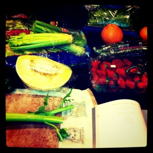Vegetables and Fruit, pre-juiced