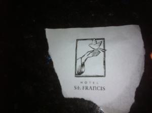 Hotel St Francis logo