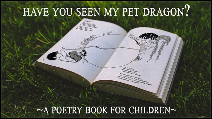 Children's poetry book